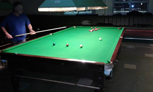 Brumby Hall Snooker